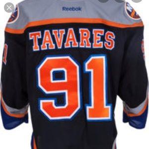 Reebok NY Islanders Tavares NHL Hockey Jersey XL
